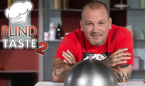 """""""Blind Taste 2"""" – Τηλεοπτικό Παιχνίδι Μαγειρικής"""